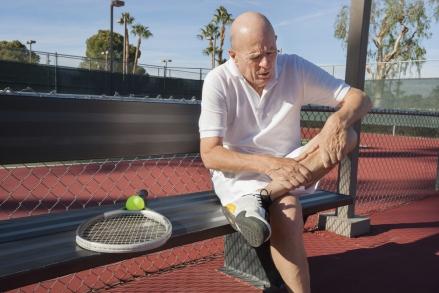 Baird vascular leg pain