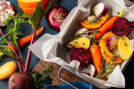 Baird Winter Vegetables