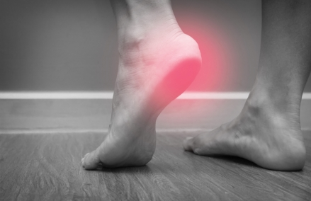 baird heel pain